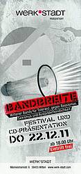 Flyer Bandbreite